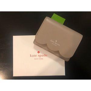 NWT Kate Spade Piper Magnolia Wallet